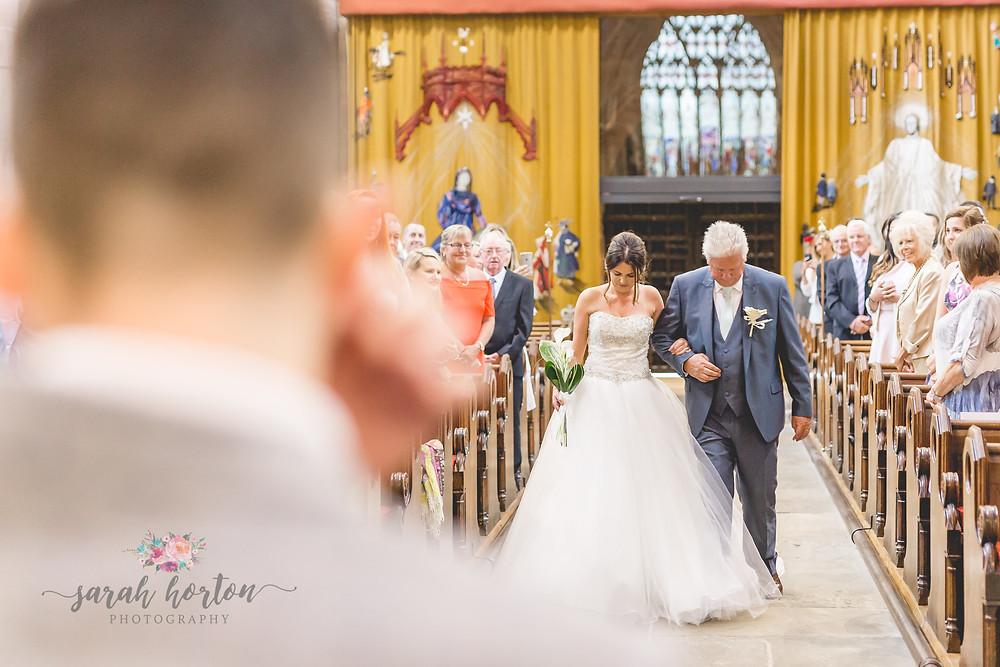 st marys nantwich wedding photography cheshire