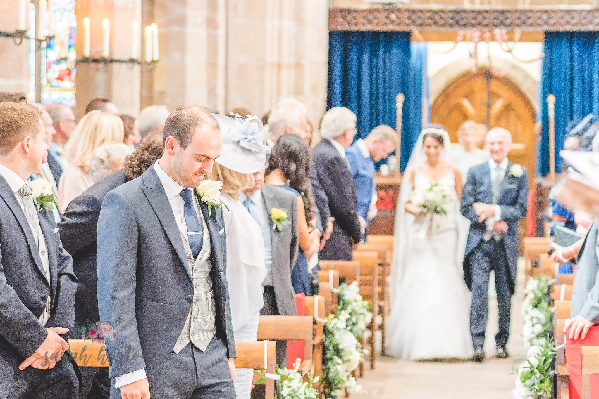 Light Airy Wedding Photography Knutsford Cheshire