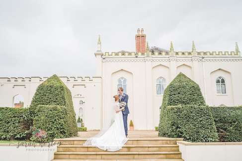 Combermere Abbey Summer Wedding Photogra