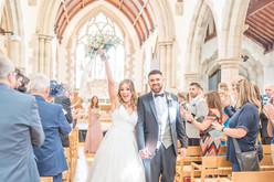 Cheshire Church Wedding Photos