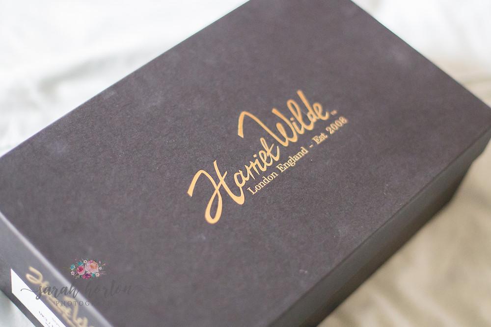 Harriet Wilde Bridal Shoes