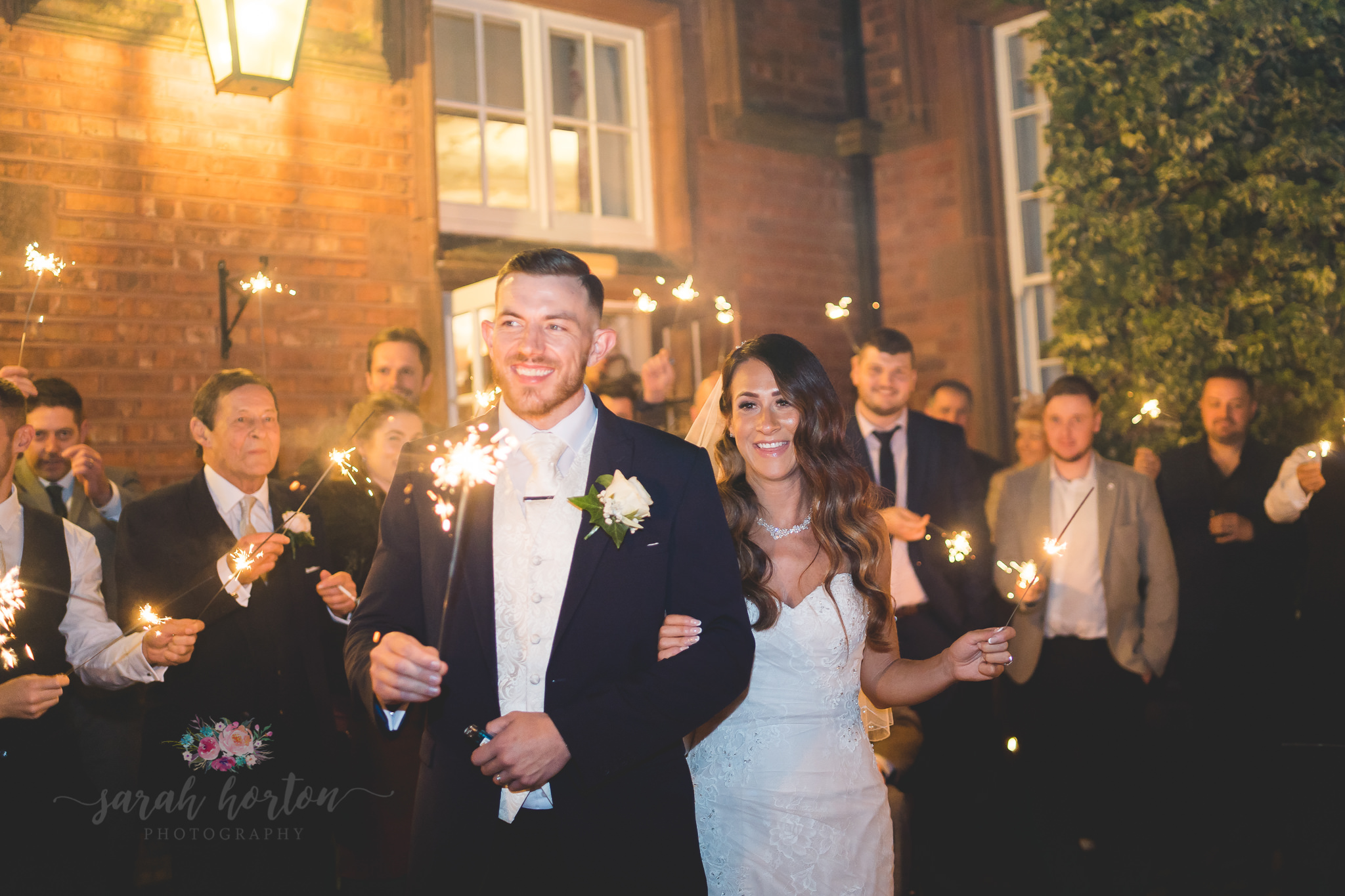 Wedding Photography At Nunsmere Hall, Cheshire