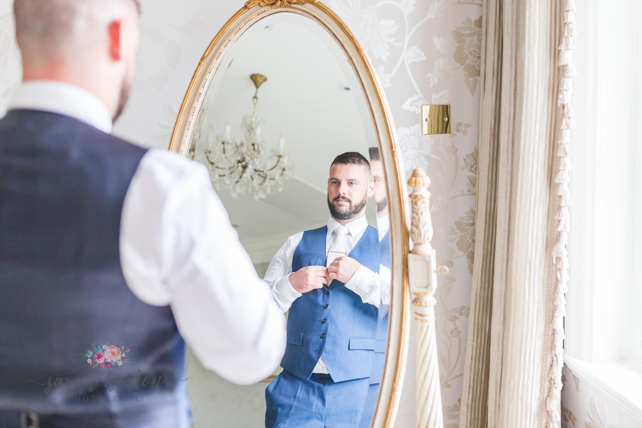 Romantic Delamere Manor Wedding Photography