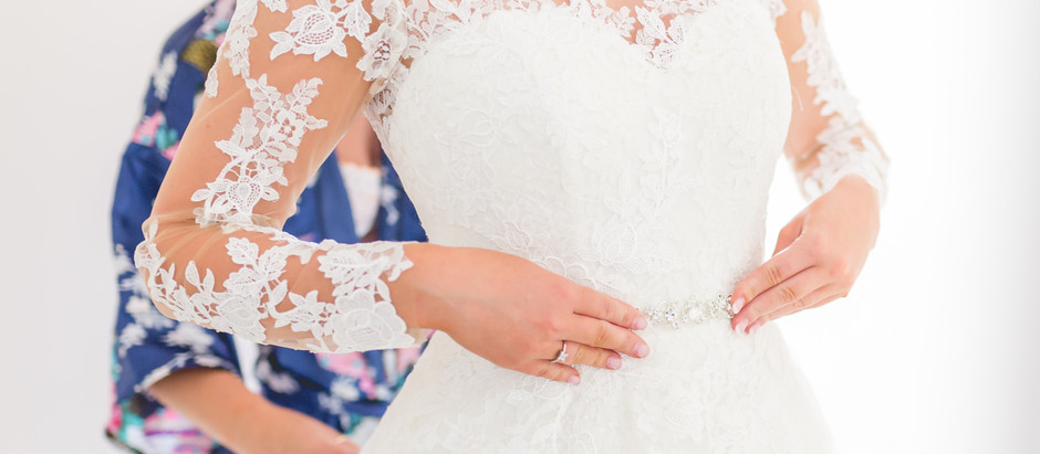 What to do with your wedding dress after the day?