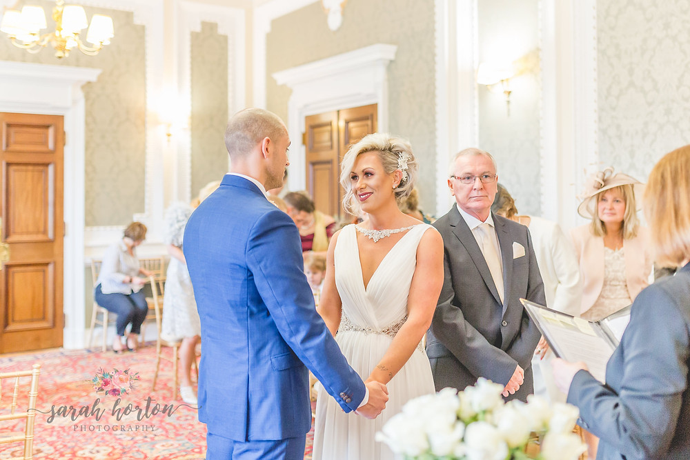 Small Cheshire Wedding Photography - Bespoke Package