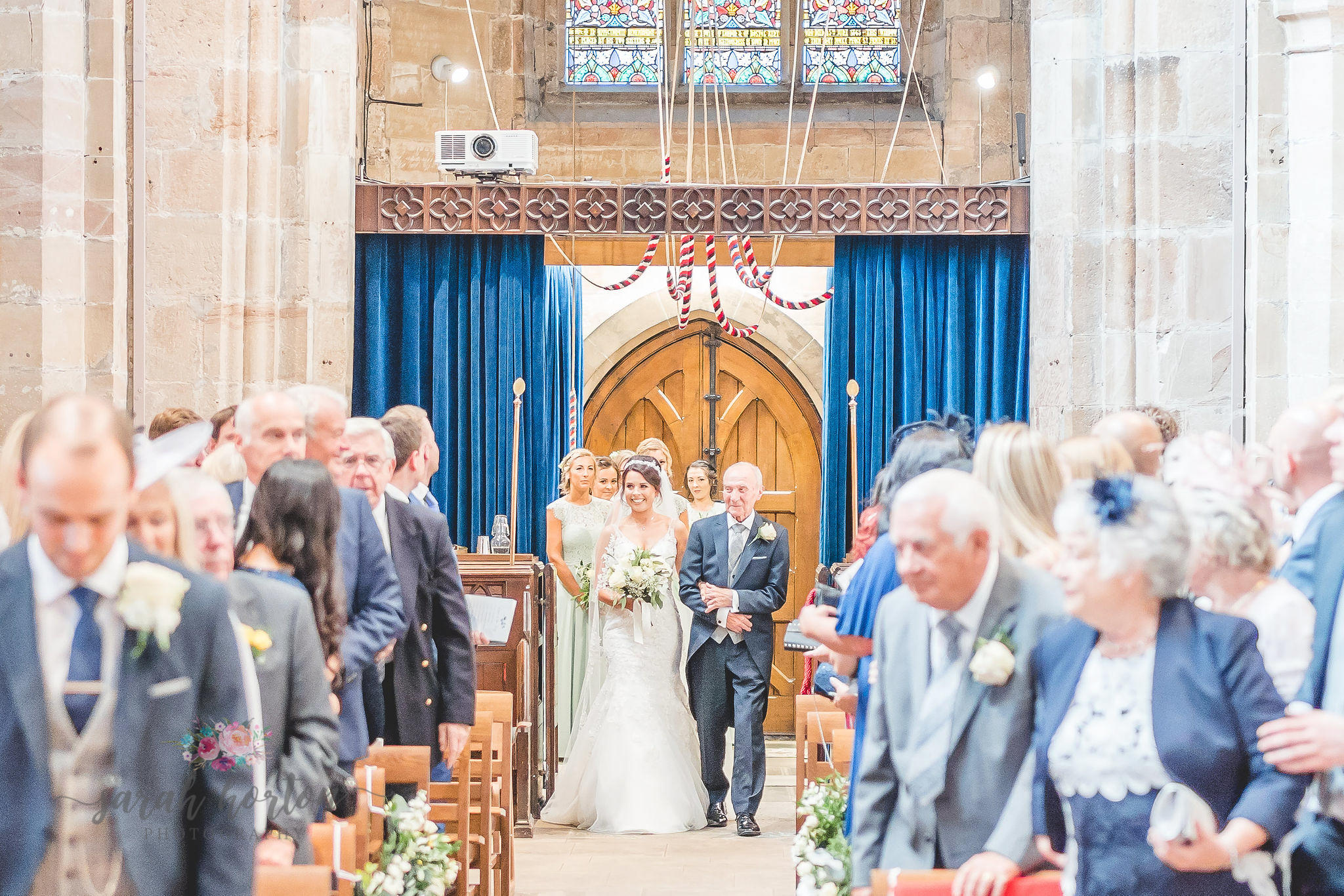 Light Airy Wedding Photography Capesthorne Hall Cheshire