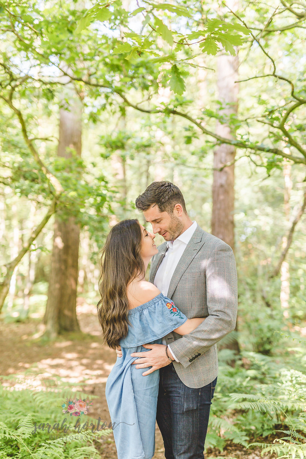 Wedding Photographer Cheshire - Delamere Forest