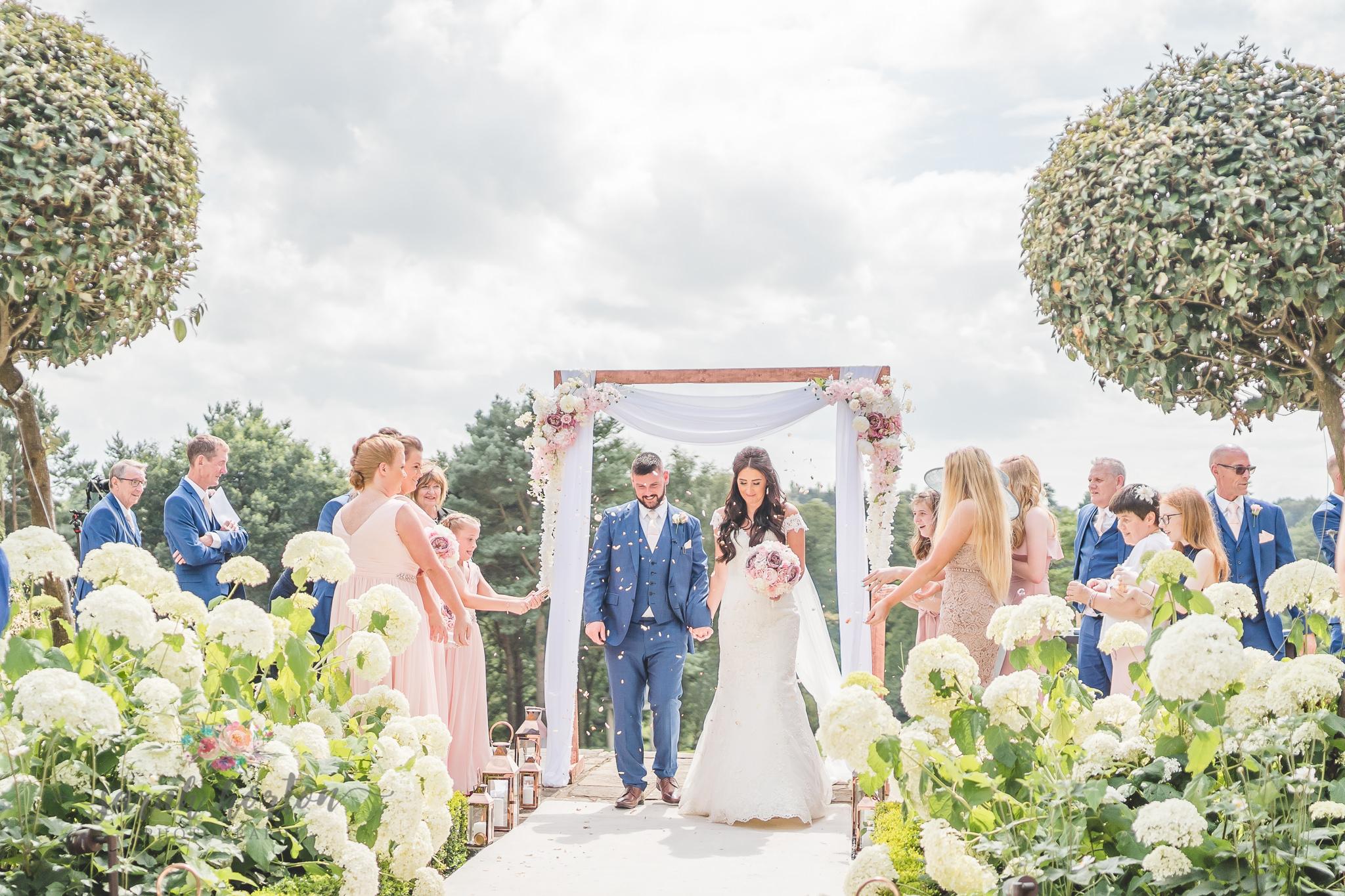 Light Airy Cheshire Wedding Photographer