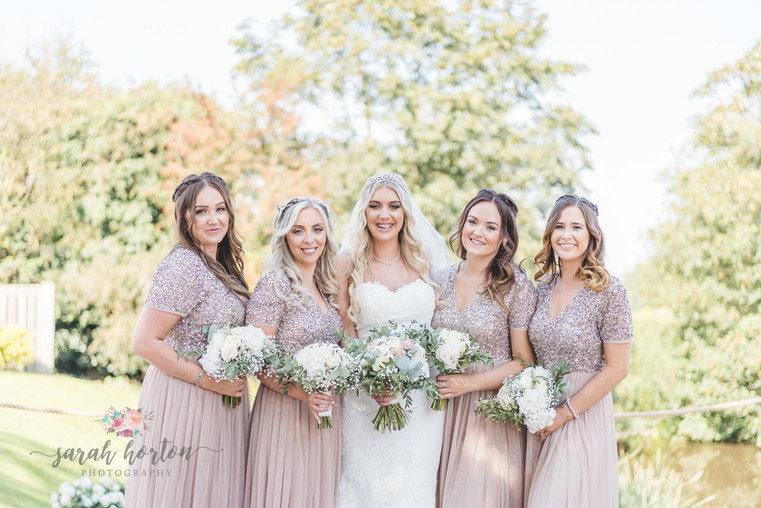 Natural, Pretty Wedding Photography
