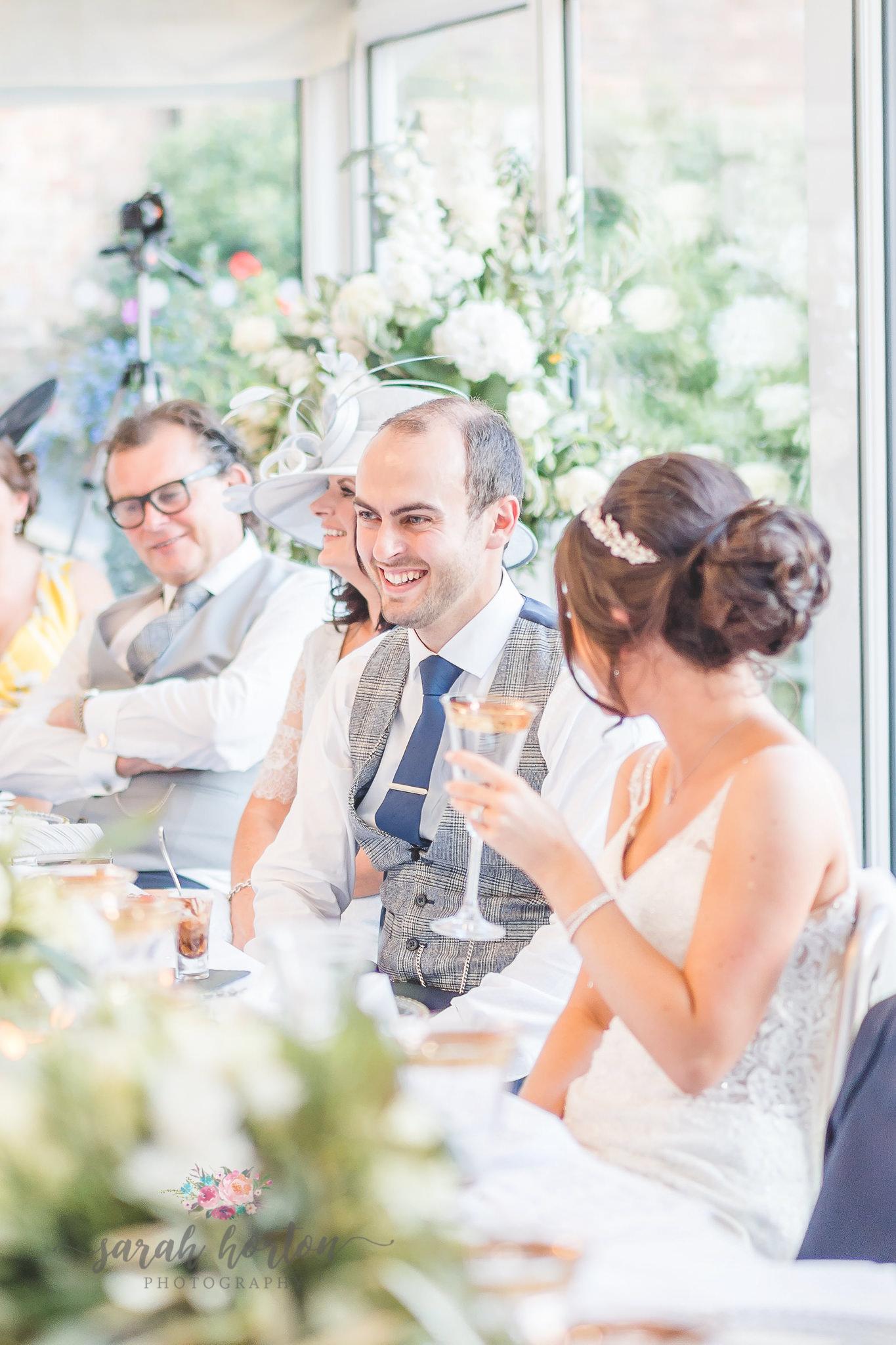 Light Summer Capesthorne Hall Wedding Photography