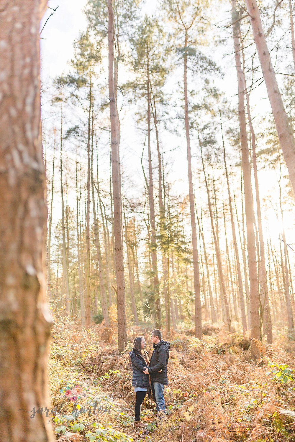 cheshire wedding photography at delamere forest