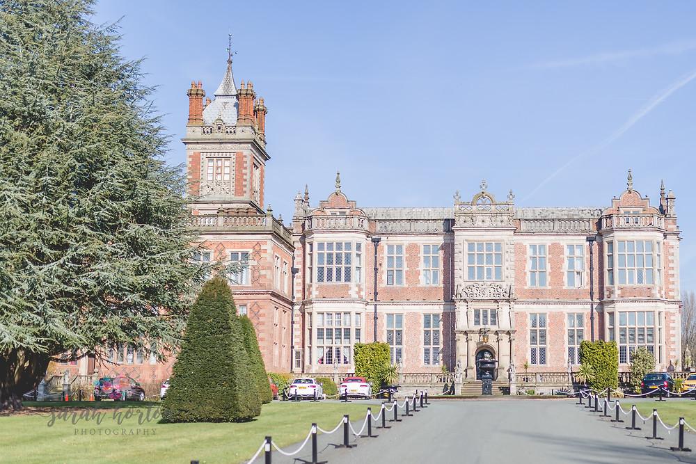 Cheshire Wedding Photography at Crewe Hall - Sarah Horton
