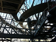 Musée des Confluences de Lyon en travaux