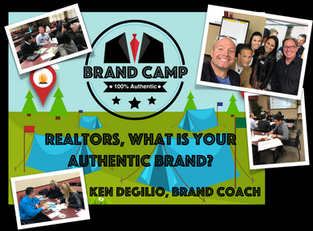 Creating Authentic Brands at Brand Camp
