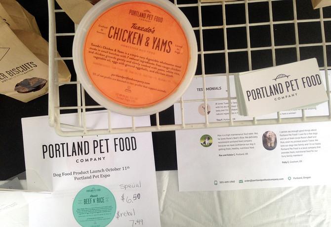New Vendor: Portland Pet Food Co