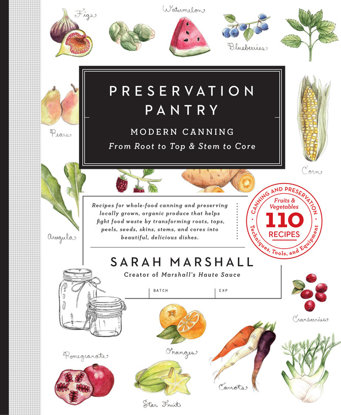 Author Signing: Preservation Pantry by Sarah Marshall