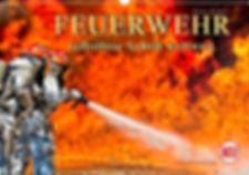 Feuerwehr und Feuerwehrfahrzeuge im Feuerwehrkalender, selbstlose Arbeit weltweit