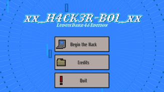 Hacker Boy