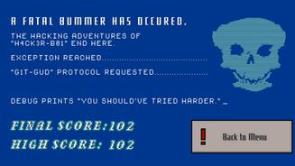 Hacker Boy (Game Over)