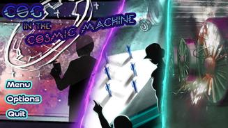 A Cog in the Cosmic Machine (Title)