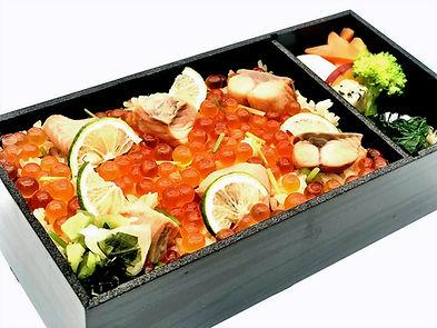 味吉祥のはらこ飯¥1500(税込)