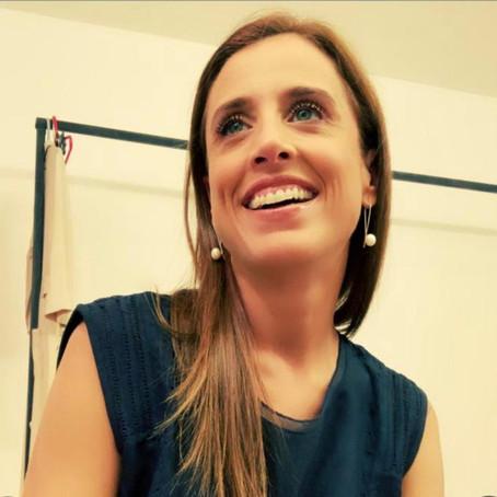 María Noel Riccetto es nuestra madrina oficial