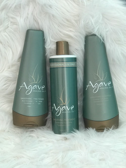 Agave Smoothing Treatment