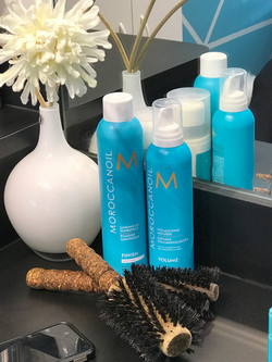 Moroccanoil Product Line