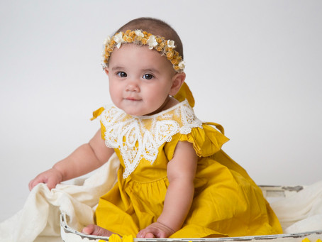 Haidyn's 6 Month Session
