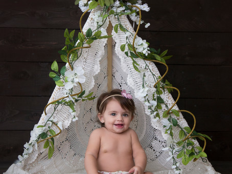Aricely's 6 Month Session