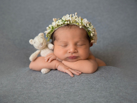 Arya's Newborn Session