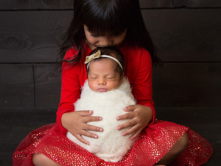 Olivia's Newborn Session