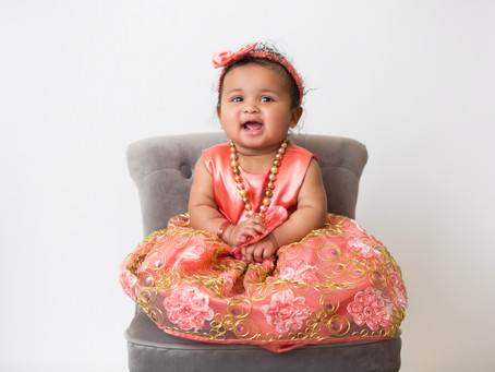 Ahaana's 6 Month Session