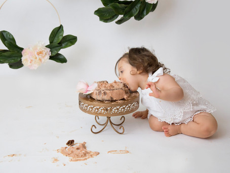 First Birthday Sessions