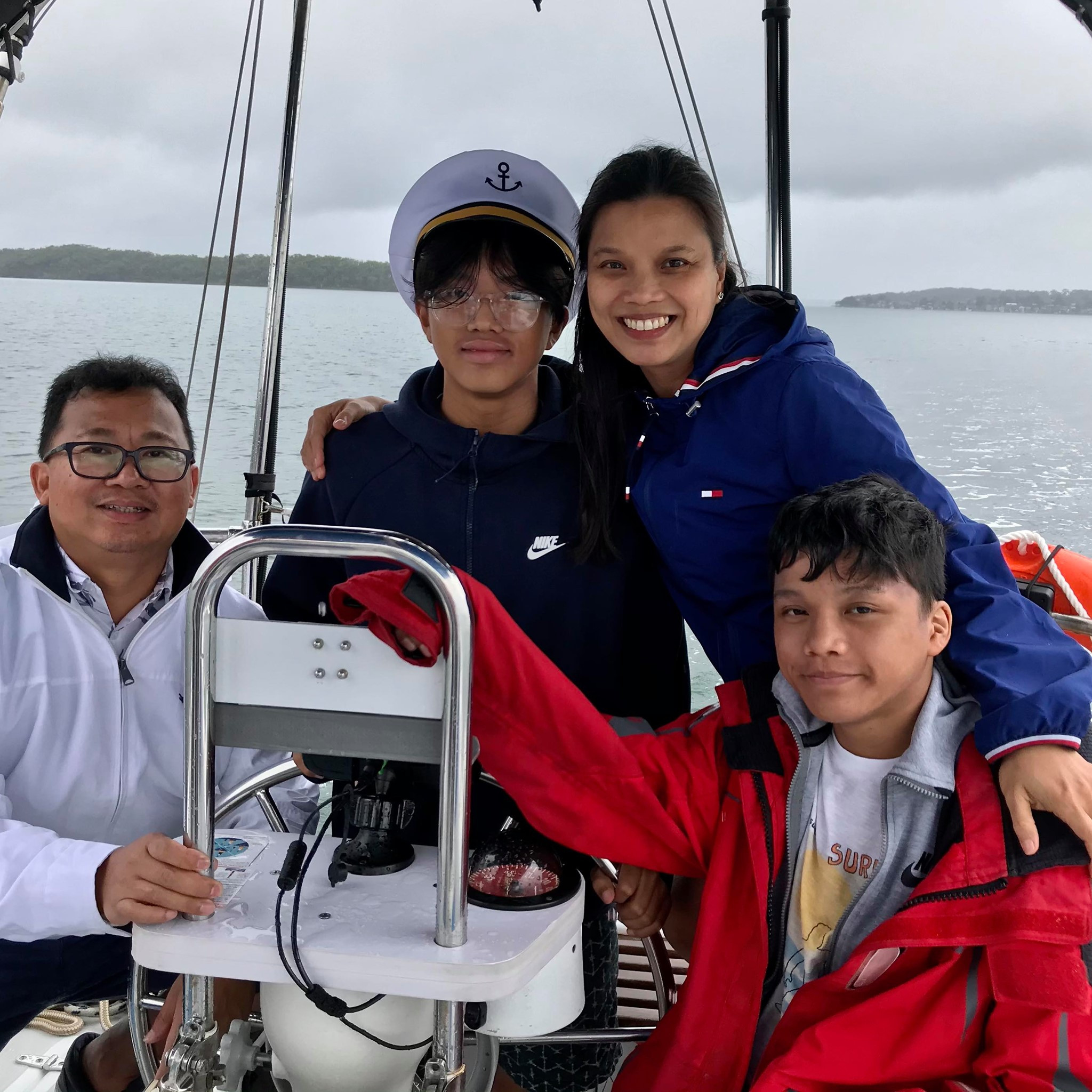 Morning Sail (Private Tour, 1- 4 guests)