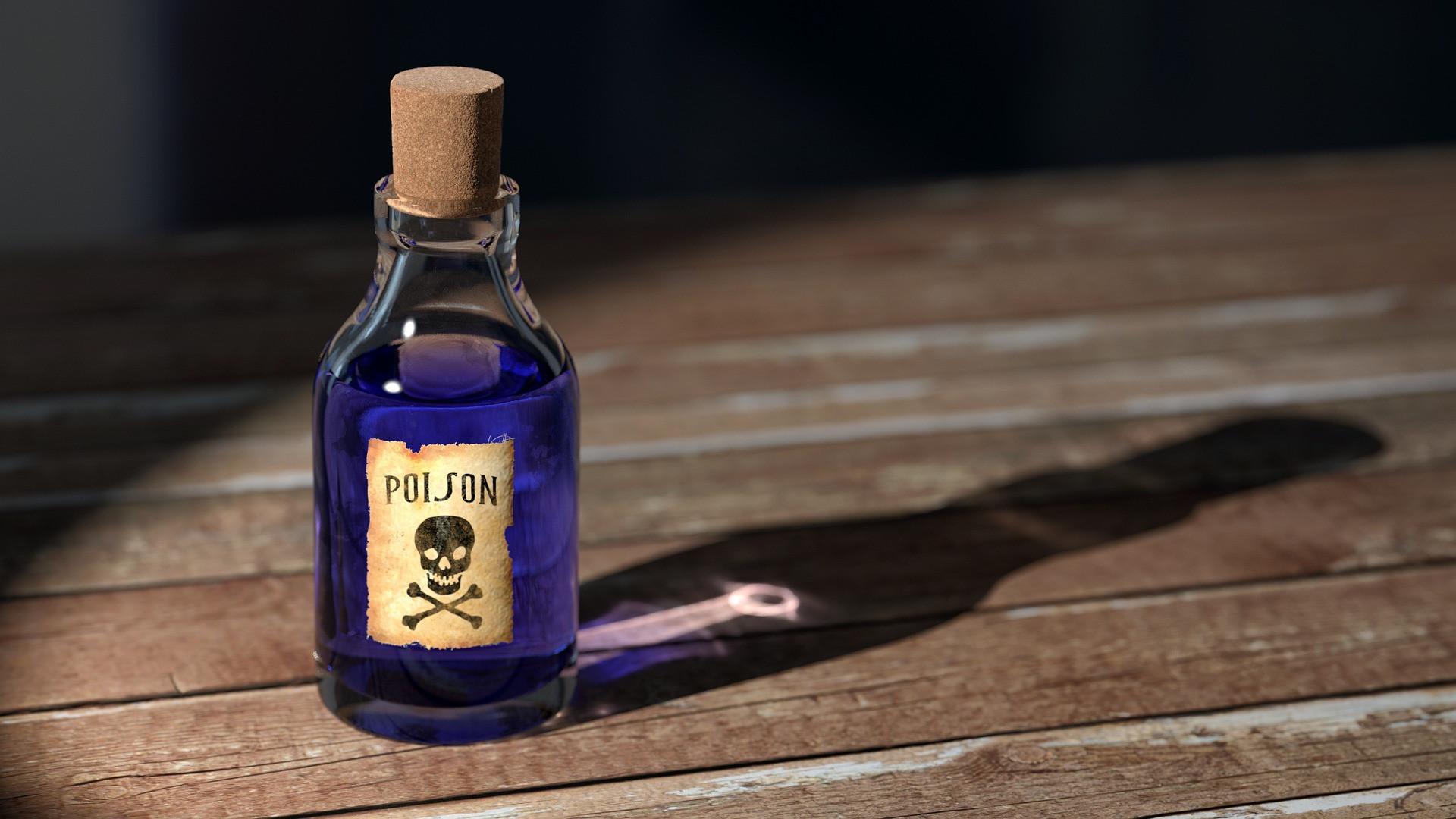 Toxic People - Avoid Their Poison