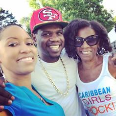 #rightaboutnow #Atlantacarnival #backyardpicnic #caribbeangirlsrock