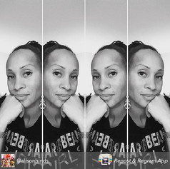 💙 this post from _alisonhinds #socute! #socaqueen #caribbeangirlsrock #barbados
