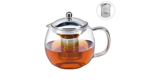 Avanti Ceylon Glass Teapot 1.25L -6 Cup