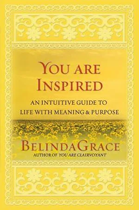 You are Inspired by Belinda Grace