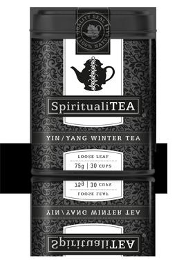 Yin Yang Winter Tea