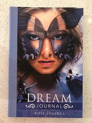 Dream Journal by Rose Inserra