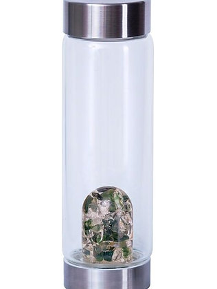 Tea Time - Crystal Water Bottle