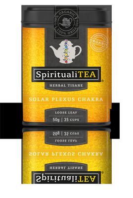 Solar Plexus Chakra Herbal Tisane