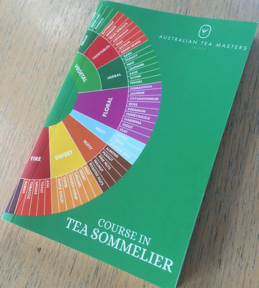 Tea Sommelier Book by the Australian Tea Masters