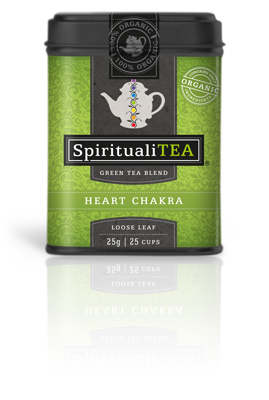 Heart Chakra Herbal Tisane