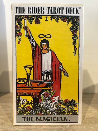 Rider Waite Smith Tarot Cards - Standard Edition