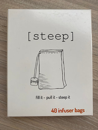 DIY Teabags - 40 in a pack