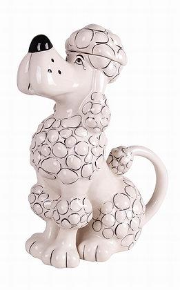 Poodle Teapot by Blue Sky Ceramics