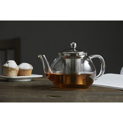 Leaf & Bean Camellia Teapot with Filter 800ml
